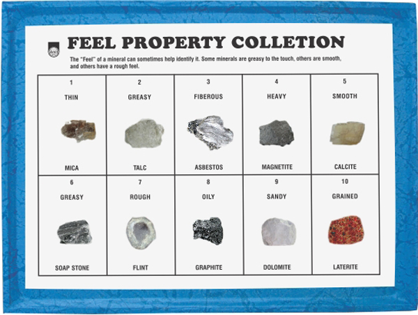 mineral physical properties essay These two features occur on a microscopic level, but we can see them in other  ways because they determine a mineral's observable physical properties in  other.