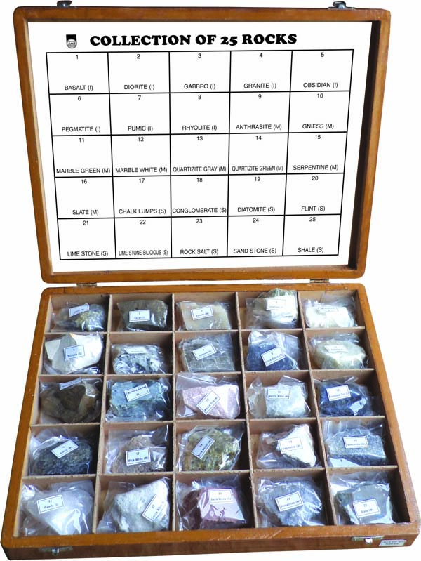 Manufacturers Of Collection Of 25 Rocks Rocks Collections